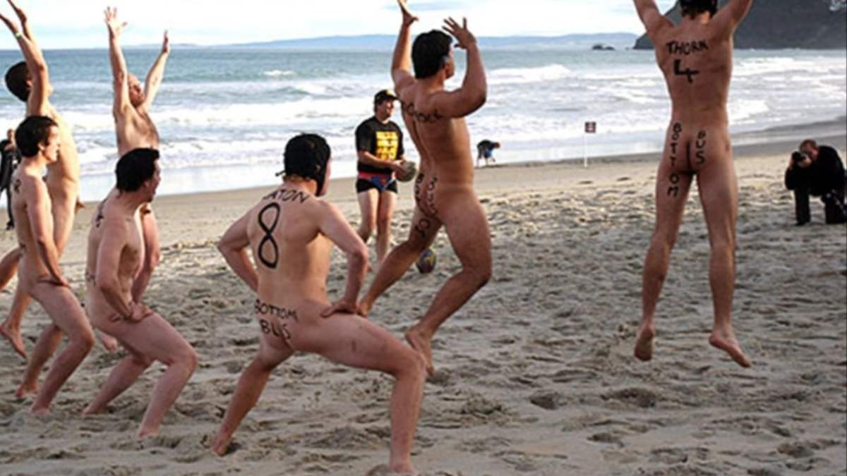 Naked Rugby, St Kilda, NZ. on Vimeo