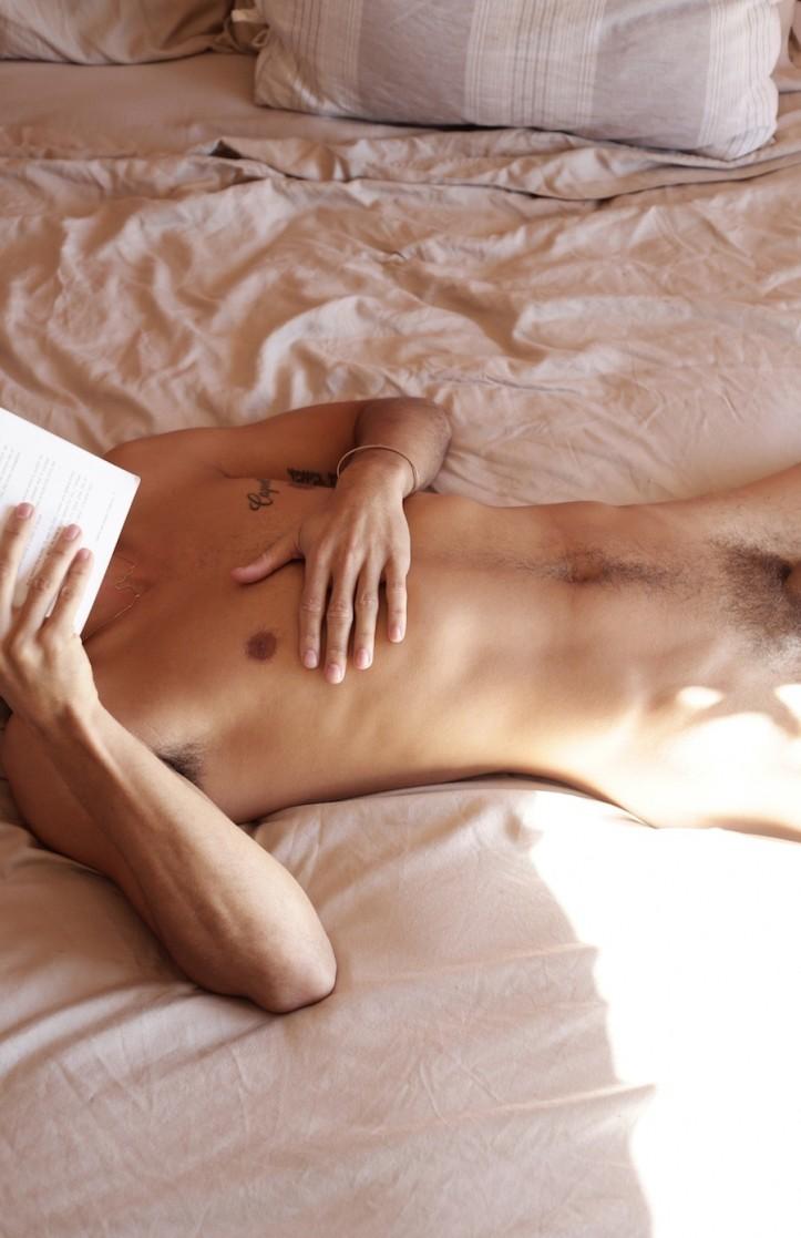 Naked men in bedroom old man fuck